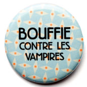 Bouffie contre les vampires