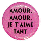 Amour, amour, je t'aime tant
