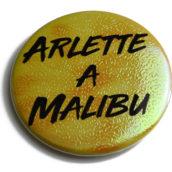 Arlette à Malibu