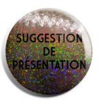 Hologramme brun disco