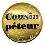 Cousin péteur