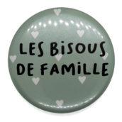 Les bisous de famille