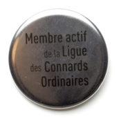 Membre actif de la brigade des connards ordinaires