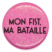 Mon fist, ma bataille