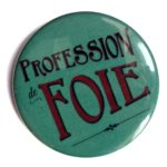Profession de foie vert