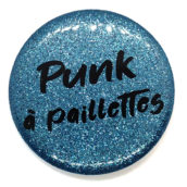 Punk à paillettes