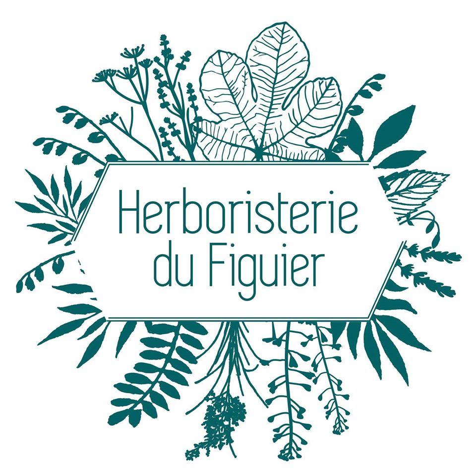 Création d'un logo pour l'Herboristerie du Figuier