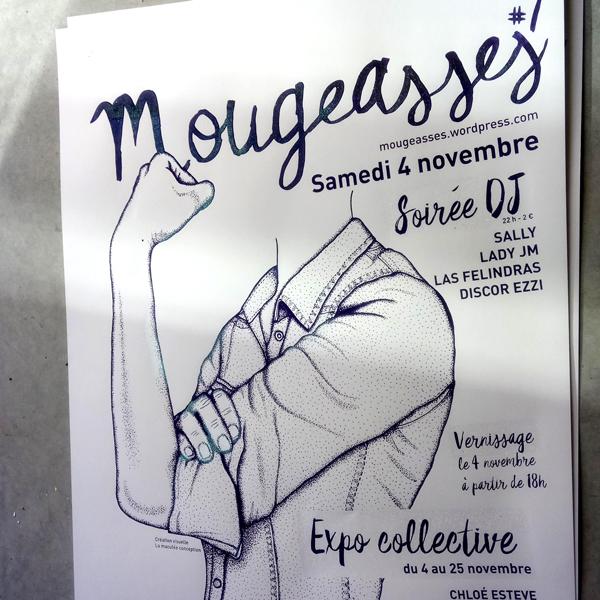 Mougeasses – affiche